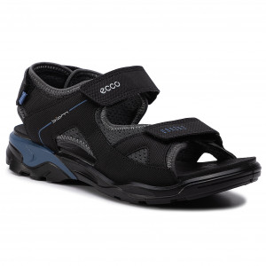 0c6b2890 Sandały ECCO - Biom Raft 70060356340 Black/Dark Shadow