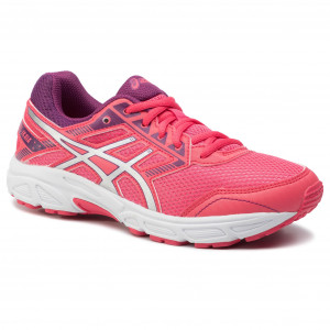 21a075a9 Buty ASICS - Gel-Ikaia 6 Gs C60NQ Rouge Red/Silver/Prune 1993