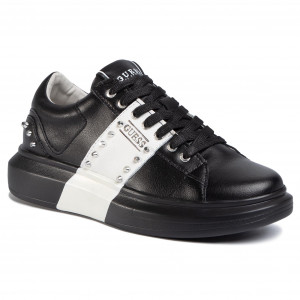 Sneakersy GUESS FLJLY3 ELE12 BLACK • Modivo.pl