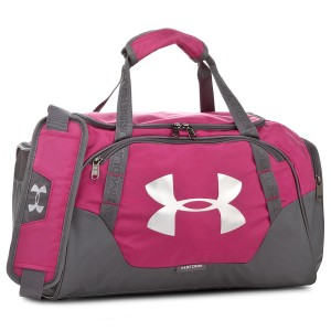 0d4797d665b90 Torba UNDER ARMOUR Undeniable Duffle 3.0 1301391-654 Xs/Tpk/Gph/Slv