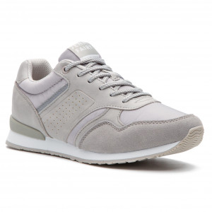 44adf53b3bd67 Sneakersy JENNY FAIRY WP07-181082-02 Grey