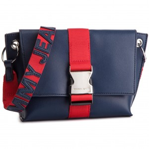 2d8dfa909aad5 Torebka TOMMY HILFIGER - My Tommy Crossover AW0AW06425 901 ...
