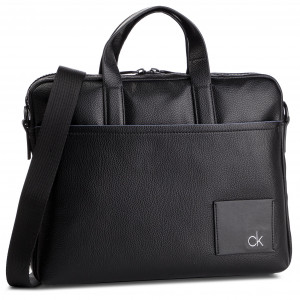 1aceb0a64a915 Torba na laptopa CALVIN KLEIN - Direct Slim Laptop Bag K50K504713 001