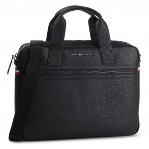 7fee029b88ead Torba na laptopa TOMMY HILFIGER Essntial Computer Bag AM0AM04621 002