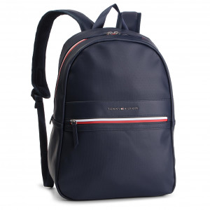 0a8085ffafdf7 Plecak TOMMY HILFIGER - Elevated Backpack Stripe AM0AM04421 413 ...